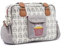 "Pink Lining Yummy Mummy Changing Bag ""Wise Owl"""