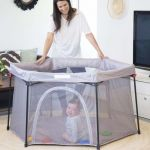 Koo-Di Deluxe Foldable Playpen