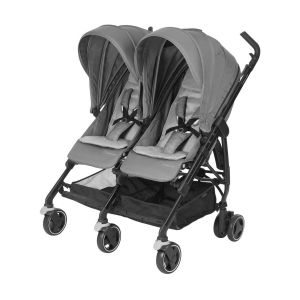 MaxiCosi Dana For2 Twin Pushchair Nomad Grey