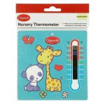 CLIPPASAFE Nursery Thermometer