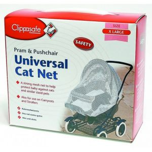 CLIPPASAFE Universal Cat Net