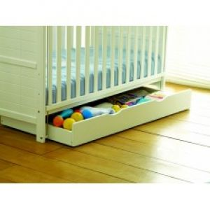 Saplings Rollerway Drawer Grey