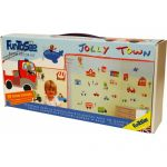 Fun to See Jolly Town Transport Room Decor Kit
