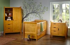 OBaby Stamford Classic 3 piece Room Set Country Pine