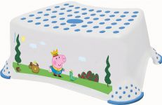 Step Up Stool Peppa Pig Blue
