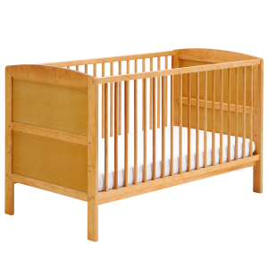 EASTCOAST Hudson Cot Bed Antique