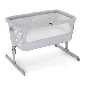 Chicco Next 2 Me Bedside Crib Circles