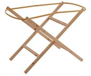 Folding Moses Basket Stand
