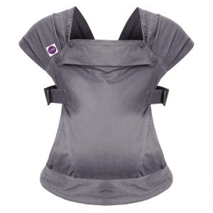 Izmi Baby Carrier Mid Grey