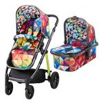 Cosatto Wow Spectroluxe 3in1 with FREE Car Seat!