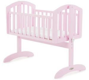 OBaby Sophie Swinging Crib Eton Mess
