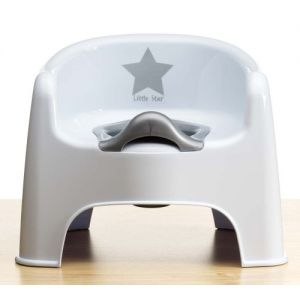 Silver Lining Deluxe Potty Chair