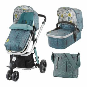 Cosatto Giggle 3 in 1 Fjord including Car Seat