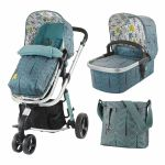 Cosatto Giggle 3 in 1 Fjord with FREE Car Seat!