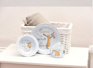 Guess How Much I Love You Hare Breakfast Set
