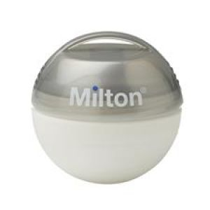 Milton Mini Soother Steriliser Silver