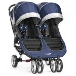 Baby Jogger City Mini Double Cobalt
