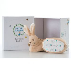 Booties Peter Rabbit with Gift Box