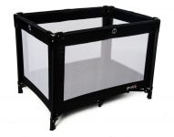 "Red Kite Sleeptight Travel Cot  ""Black"""