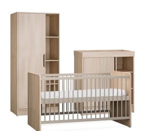 SILVER CROSS Marylebone Oak Furniture Set