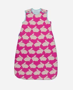 GroBag 2.5 tog Anorak Kissing Rabbits 6-18 mths