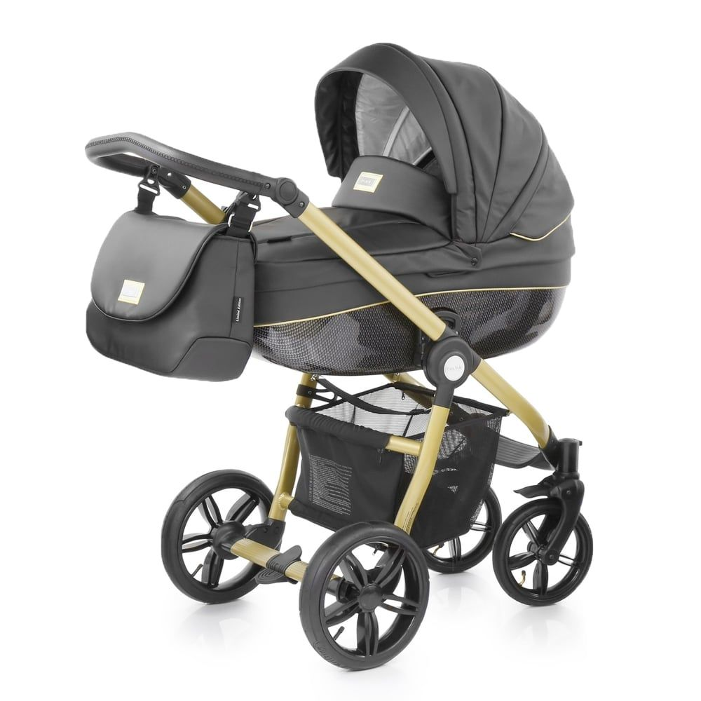 BabyStyle Prestige 12 piece Bundle Carbon Gold