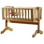 Bethany Crib - Country Pine