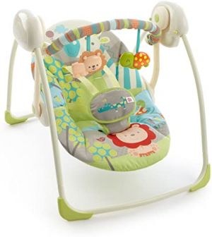 Up Up Away Portable Swing