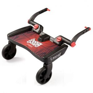 BUGGY BOARD Maxi Red