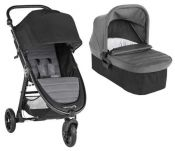 Baby Jogger City Mini 2 Slate 4 piece Bundle