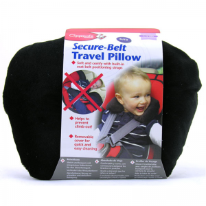 Clippasafe Secure Belt Travel Pillow