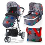 Cosatto Giggle 3 in 1 All Star with FREE Car Seat!
