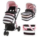 Cosatto Giggle 3 in 1 Go Lightly 3 with FREE Car Seat!