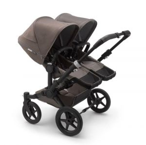 Bugaboo Donkey 3 Twin Mineral Taupe - Choice of chassis