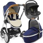 egg Stroller Bundle Kiddy Evo Luna Fix Regal