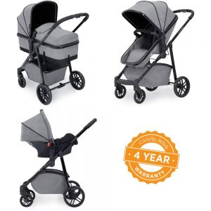 Icklebubba Moon All in One Travel System