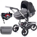 "Jane Trider + Matrix Light 2 + Isofix Base ""Soil Chrome"""