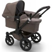 Bugaboo Donkey 3 Mono Mineral Taupe - Choice of chassis