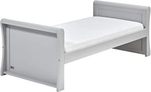 EASTCOAST Nebraska Toddler Bed - Grey