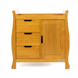 OBaby Stamford Closed Changing Unit Country Pine