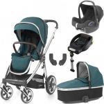 BABYSTYLE Oyster 3 Essential Bundle Peacock on Mirror Chassis