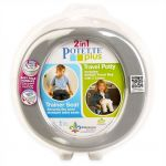 "Potette Plus Travel Potty ""Grey"""