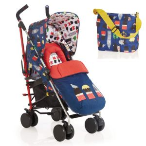Cosatto Supa Stroller inc Pram Bag - choice of colour