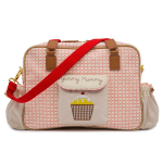 "Pink Lining Yummy Mummy Changing Bag ""True Love"""