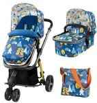 Cosatto Giggle 3 in 1 Fox Tale with FREE Car Seat!