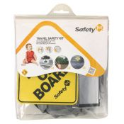 SAFETY 1st - Travel Safety Kit - 4 pce