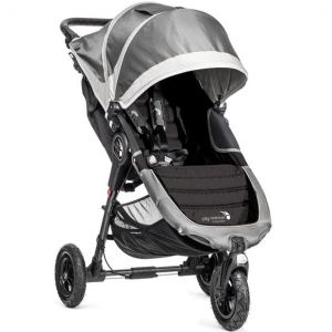 Baby Jogger City Mini GT Single Steel Grey