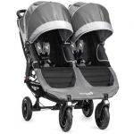 Baby Jogger City Mini GT Double Steel Grey