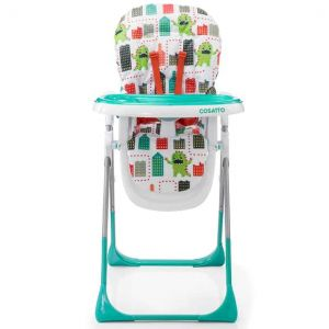 Cosatto Noodle Supa Highchair Monster Arcade