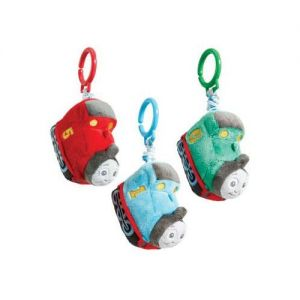 Thomas the Tank Jiggle Toy - Red, Blue or Green